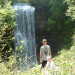 Virgin Falls - Another Great Reason to Buy A New Home In Sparta